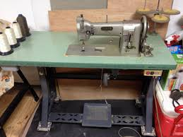 pfaff commercial double needle 5 16