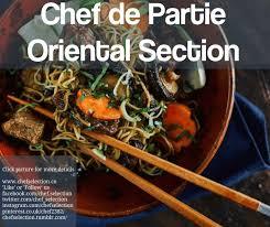 chef de partie cuisine chef de partie section heathrow airport chef selection