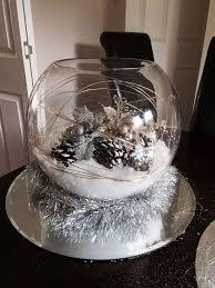 7 best fish bowl centerpiece christmas images on pinterest fish