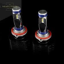 nissan altima led headlights gtr lighting gen 3 ultra series led headlight bulbs h8 h9