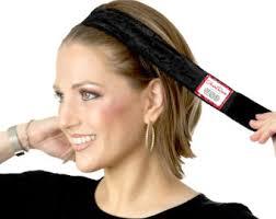 headband wigs non slip no slip wig grip headband head band brown velvet
