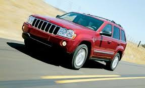 2006 jeep grand limited 5 7 hemi jeep grand limited 4wd 5 7l road test reviews car