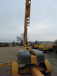 2005 bil jax 3632t pull behind boom item e5832 sold fri