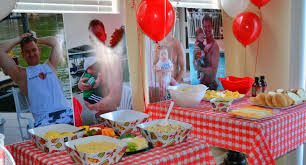 birthday party ideas at home for husband image inspiration of