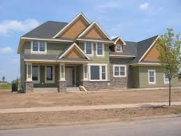 Exterior House Paint Schemes - house exterior paint color schemes home painting