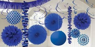 Royal Prince Decorations Royal Blue Decorations Royal Blue Balloons Banners U0026 Confetti