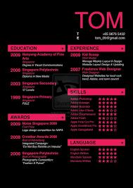 Sample Resume For Graphic Designer Fresher by Unique Resume Formats For Freshers Virtren Com