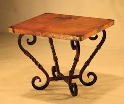 Copper Top Dining Room Tables Coffee Table Wonderful Granite Coffee Table Copper Table Copper