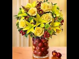 thanksgiving floral arrangement ideas
