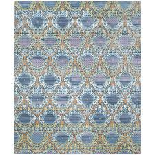 Blue And Gold Rug Safavieh Valencia Lavender Gold 9 Ft X 12 Ft Area Rug Val106l 9