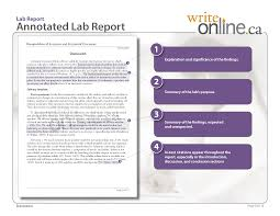 word lab report template write lab report writing guide parts of a lab report