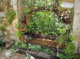 Shabby Chic Garden Decorating Ideas 12 Shabby Chic Bohemian Garden Ideas 1001 Gardens