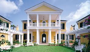colonial style bahamas colonial house architecture winchester