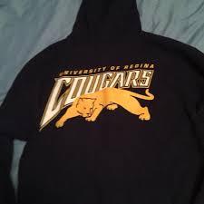 best university of regina cougars hoodie like new euc size youth