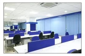 office design home office with dark blue walls dark blue office
