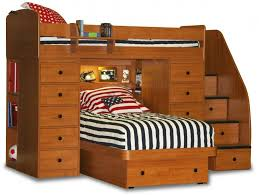 Bunk Bed Stairs With Drawers 24 Designs Of Bunk Beds With Steps These