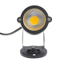 Exterior Led Flood Light Bulbs by Aliexpress Com Buy Led Cob Lawn Lamps Outdoor Lighting 12v 3 1w