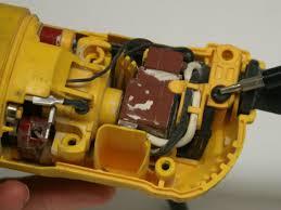 dewalt d28110 repair ifixit