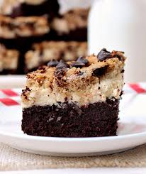 Cottage Cheese Cheese Cake by Skinny Brownie Bottom Cookie Dough Cheesecake Bars Gluten Free