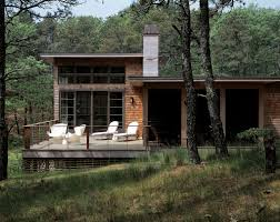 Basement House by House In The Woods U2014 Stonehorse Design