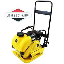 vibratory plate compactor with 5hp briggs u0026 stratton ruggedmade