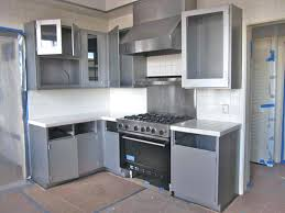 Painting Kitchen Cabinets Chalk Paint Spray Painting Kitchen Cabinets 2 Chalk Paint Kitchen Cabinets