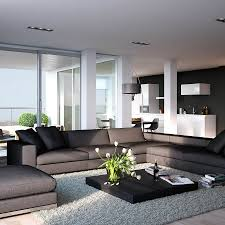 Gray And Brown Living Room by Grey And Brown Living Room Ideas Contemporary Mid Century Modern