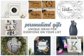 personlized gifts unique personalized gifts sure to wow everyone on your list the