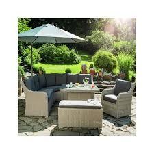 canape madrid salon de jardin résine tressée madrid 1 canapé 1 table 1
