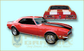 1967 camaro kit 1967 1968 camaro z28 rally sport stencil decals stripes