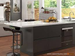 big island kitchen kitchen cabinets large kitchen island oppeinhome