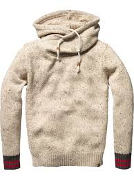 mens sweater hoodie calivintage hooded pull by scotch soda soda scotch soda and