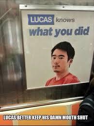 Lucas Meme - damn you lucas meme by tonsemi memedroid