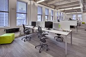 more stylish approach to space dividers open office space