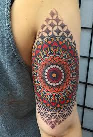 Tattoos For Triceps Tattoos Design Ideas 34 Best And Beautiful Mandala Designs