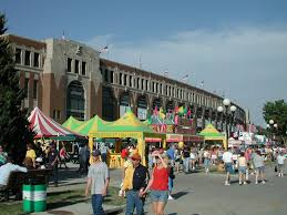 Iowa State Fair Map by Iowa State Fair Grandstand U2013 K O Architects Keffer Overton Ko