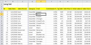 working with data in excel part 1 10 excel data entry tips