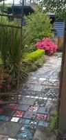 idee amenagement jardin devant maison 60 idées créatives pour aménager son allée de jardin