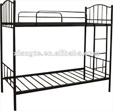 Modern Furniture Metal Double Bunk Beds  Simple Design School - Double double bunk bed