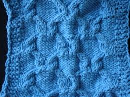 crazy knitting fool u0027s finished objects horseshoe trellis cloth
