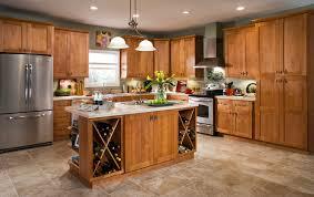 Cinnamon Shaker Kitchen Cabinets by Hawthorne Cinnamon Cabinet Champ