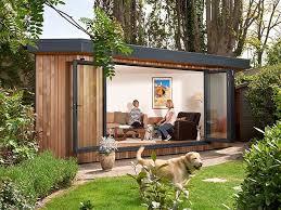 pretty looking garden room design wisley garden room by oliver