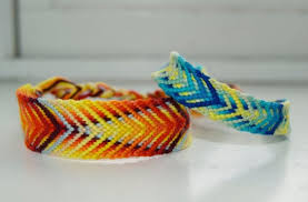 handmade bracelet string images Fishtail friendship bracelets customized friendship bracelet etsy jpg