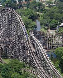 El Toro Roller Coaster Six Flags The Most Extreme Roller Coasters On The Planet Business Insider