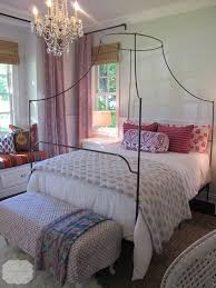 italian canopy bed iron canopy bed contemporary bedroom amber interiors