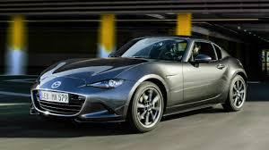 mazda sports car 2017 mazda mx 5 rf miata 2 0 machine grey youtube