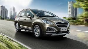 the peugeot family peugeot 3008 new car cuv test drive today