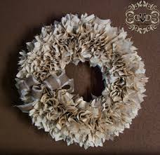 Christmas Decorating Wreath Old Book Pages by Well Read Wreath Book Page Wreath Deja Vue Designs