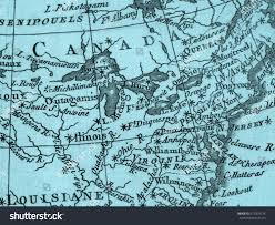 Map East Coast Old Map East Coast America Stock Photo 677974774 Shutterstock