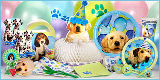puppy party supplies party pups special events party supply store in ak
